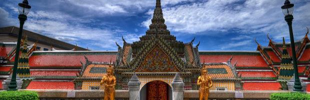 Grand Palace, Bangkok, Thailand - Photo: Greg Knapp via Flickr, used under Creative Commons License (By 2.0)