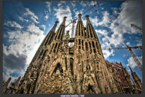 Sagrada Familia, Barcelona, Spain - Photo: PhyreWorX via Flickr, used under Creative Commons License (By 2.0)