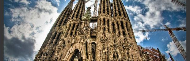 Sagrada Familia, Barcelona, Spain - Photo: PhyreWorX via Flickr, used under Creative Commons License (By 2.0)