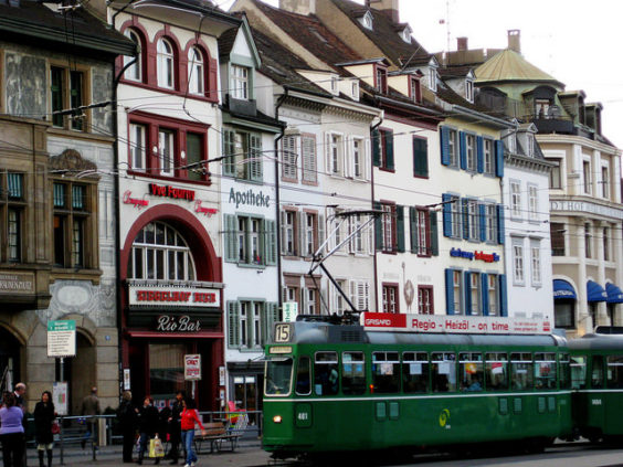American – Starting $407: New York / Philadelphia – Basel, Switzerland. Roundtrip, including all Taxes