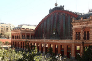 Atocha Station, Madrid, Spain - Photo: Mathew Black via Flickr, used under Creative Commons License (By 2.0)