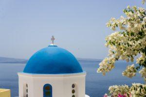 The iconic architecture in Santorini - Photo: (c) Adam Smith