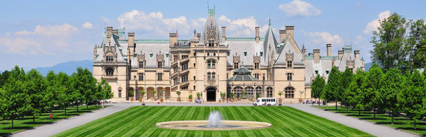 Biltmore Estates, Asheville, North Carolina - Photo: Blake Lewis via Flickr, used under Creative Commons License (By 2.0)