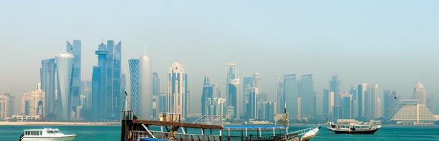 Skyline, Doha, Qatar- Photo: Francisco Anzola via Flickr, used under Creative Commons License (By 2.0)