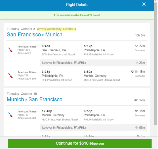 The Star Alliance has dropped the price of their spring flights from Seattle to Munich, Germany down to $ CAD roundtrip including taxes. The flights have 1 stop each way. NOTE: On a.