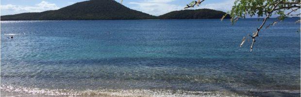 Tamarindo Beach in Culebra Island – best place to swim with sea turtles! - Photo: (c) 2017 - Yvonne of Hello Wander World