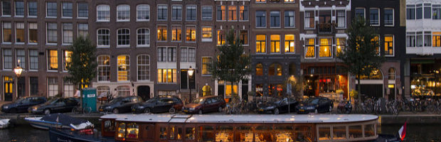 Amsterdam, Netherlands - Photo: BriYYZ via Flickr, used under Creative Commons License (By 2.0)
