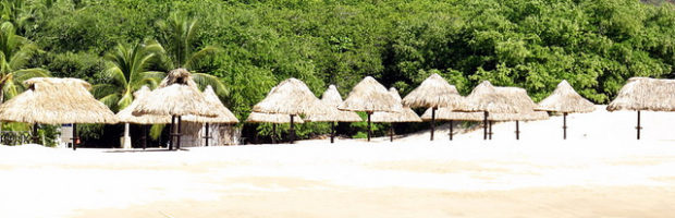 Huatulco, Mexico - Photo: Jarnocan via Flickr, used under Creative Commons License (By 2.0)