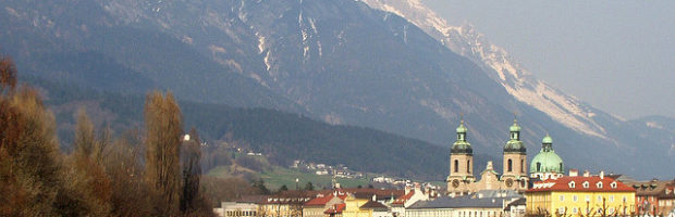 Innsbruck, Austria - Photo: Stephan Mosel via Flickr, used under Creative Commons License (By 2.0)
