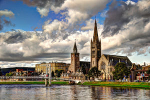 Inverness, Scotland - Photo: mendhak via Flickr, used under Creative Commons License (By 2.0)