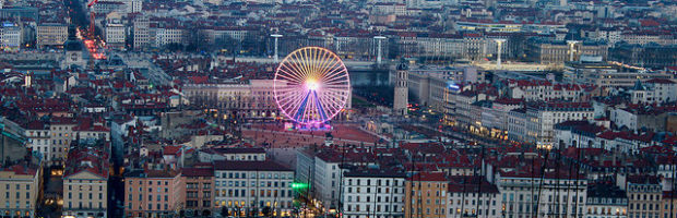 Lyon, France - Photo: subherwal via Flickr, used under Creative Commons License (By 2.0)