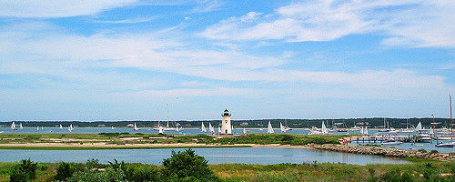 Edgartown Lighthouse, Martha