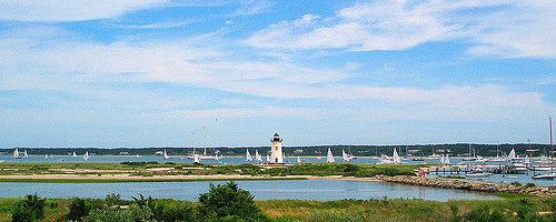 Edgartown Lighthouse, Martha