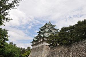 Nagoya Castle, Nagoya, Japan - Photo: Marufish via Flickr, used under Creative Commons License (By 2.0)