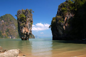 James Bond Island, Thailand - Photo: Dave Bezaire via Flickr, used under Creative Commons License (By 2.0)