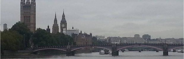 Houses of Parliament and Big Ben, London, England - Photo: (c) 2017 - Asonta Benetti