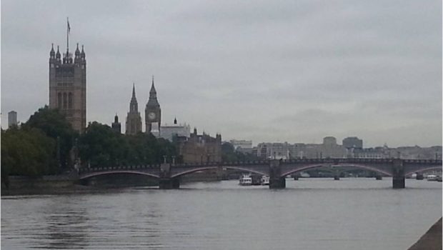 Houses of Parliament and Big Ben, London, England - Photo: (c) 2017 - Asonta Benetti