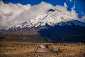 Cotopaxi Volcano - Photo: Prasanna Chandrasekhar of imported from _baltimore, All Rights Reserved