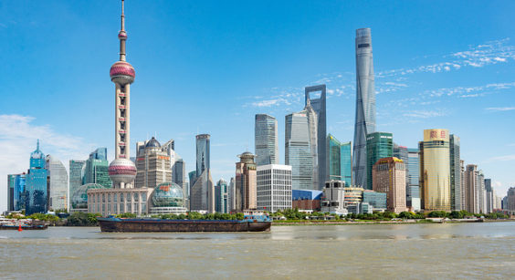 American / Delta / United – $547: Los Angeles – Shanghai, China. Roundtrip, including all Taxes