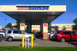 Costco Gas - Photo: Bala Slvakumar via Flickr, used under Creative Commons License (By 2.0)