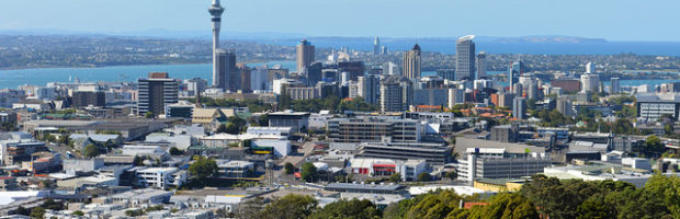 Auckland, New Zealand - Photo: Francisco Anzola via Flickr, used under Creative Commons License (By 2.0)