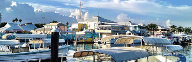 Port Lucaya Marina, Freeport, Bahamas - Photo: Geoff Livingston via Flickr, used under Creative Commons License (By 2.0)