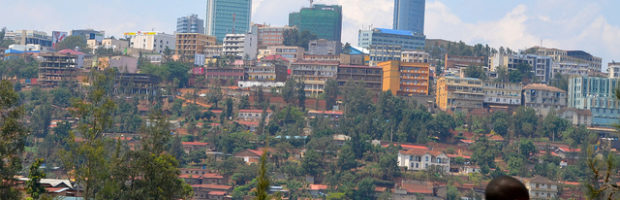 Kigali, Rwanda - Photo: Lori Howe via Flickr, used under Creative Commons License (By 2.0)