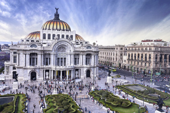 United – $210: Los Angeles – Mexico City, Mexico. Roundtrip, including all Taxes