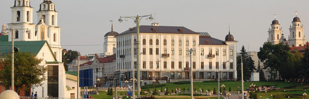 Minsk, Belarus - Photo: Andrea via Flickr, used under Creative Commons License (By 2.0)