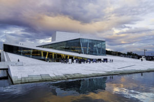 Oslo Opera House, Norway - Photo: Dan Lundberg via Flickr, used under Creative Commons License (By 2.0)