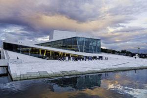 Oslo Opera House, Norway - Photo: Dan Lundberg via Flickr, used under Creative Commons License (By 2.0)