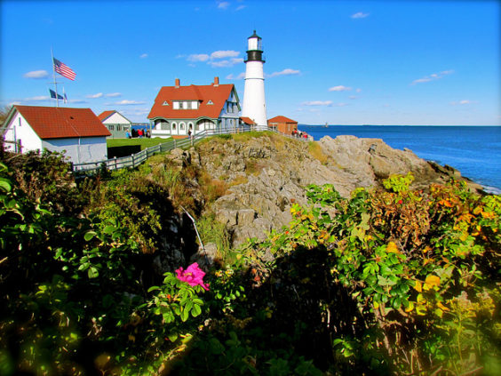 American – $338: San Francisco – Portland, Maine (and vice versa). Roundtrip, including all Taxes