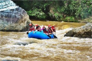 Rafting, Jarabacoa   - Photo: (c) 2017 - Preethi Chandrasekhar of The Eager Traveler