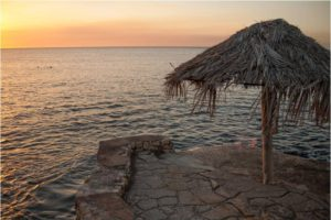 Sunset in Negril, Jamaica - Photo: Prasanna Chandrasekhar of imported from _baltimore, All Rights Reserved