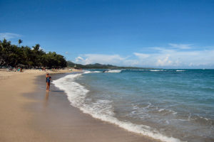 Playa, Puerto Plata, Dominican Republic - Photo: Ronald Saunders via Flickr, used under Creative Commons License (By 2.0)