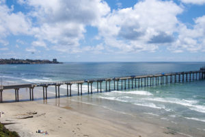 Scripps Pier - Photo: SD Dirk via Flickr, used under Creative Commons License (By 2.0)
