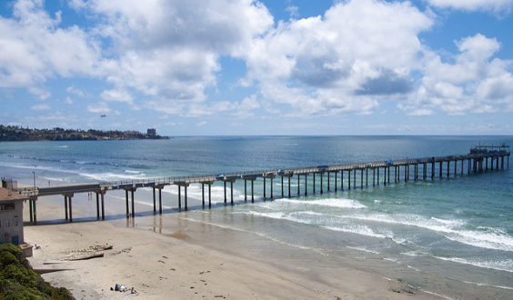 United: Newark – San Diego (and vice versa). $188. Roundtrip, including all Taxes
