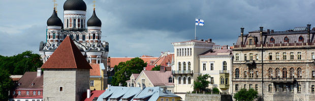 Tallinn, Estonia - Photo: Alejandro via Flickr, used under Creative Commons License (By 2.0)