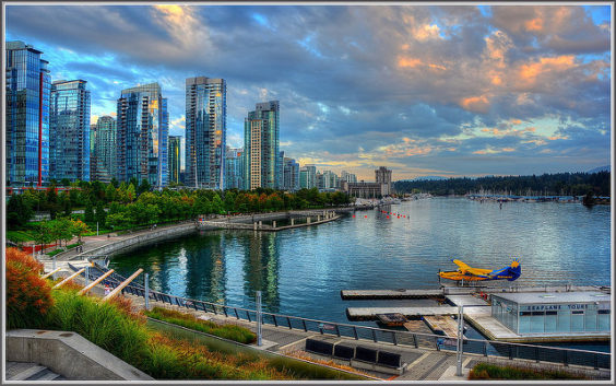 United – $357: Baltimore – Vancouver, Canada. Roundtrip, including all Taxes