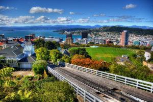 Wellington, New Zealand - Photo: Sean Hamlin via Flickr, used under Creative Commons License (By 2.0)