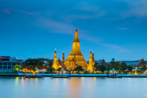 Wat Arun, Bangkok, Thailand - Photo: Ronald Tagra, used under Creative Commons License (By 2.0)