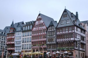 Frankfurt, Germany - Photo: *Debs*via Flickr, used under Creative Commons License (By 2.0)