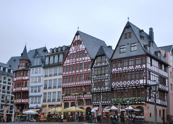 Condor: Portland – Frankfurt, Germany. $550. Roundtrip, including all Taxes