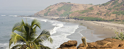 Goa, India - Photo: masolino via Flickr, used under Creative Commons License (By 2.0)