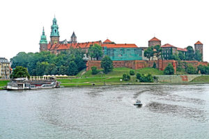 Wawel Castle, Krakow, Poland - Photo: Dennis Jarvis via Flickr, used under Creative Commons License (By 2.0)