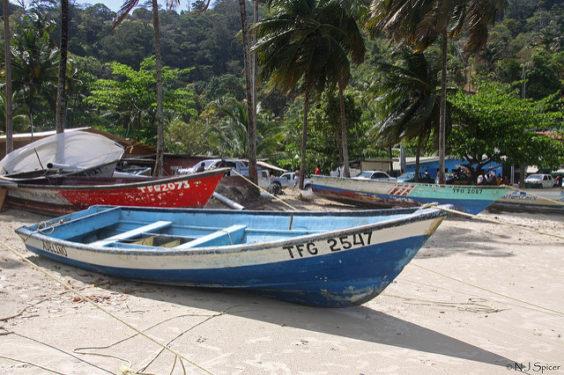 Copa – $324: Washington D.C. – Port of Spain, Trinidad and Tobago. Roundtrip, including all Taxes