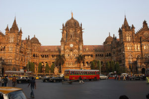 Chhatrapati Shivaji Terminus (Victoria Terminus), Mumbai, India - Photo: Arian Zwegers via Flickr, used under Creative Commons License (By 2.0)