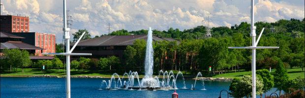 Heartland of America Park, Omaha, Nebraska - Photo: Raymond Bucko, SJ via Flickr, used under Creative Commons License (By 2.0)