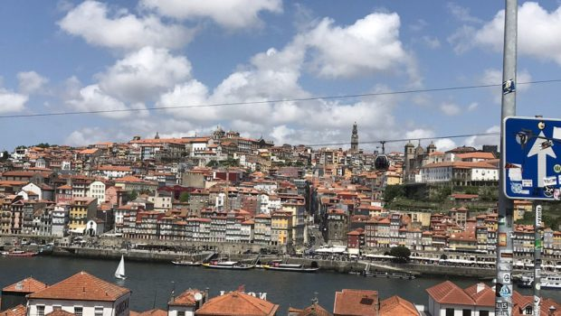View of Porto from Gaia - Photo: (c) 2017 - Neema Okal of Adventures of An African Dutchess