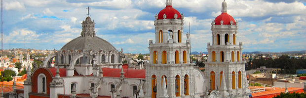 Puebla, Mexico - Photo: Russ Bowling via Flickr, used under Creative Commons License (By 2.0)